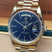 Rolex Day-Date 36 Yellow gold 36mm Black No numerals United Kingdom, Wilmslow