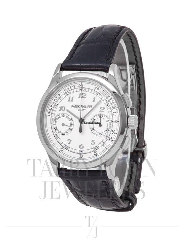 8865bbef0d2 Patek Philippe Chronograph - Todos os preços de relógios Patek Philippe  Chronograph na Chrono24