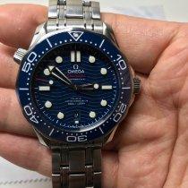 Omega 210.30.42.20.03.001 Steel Seamaster Diver 300 M 42mm