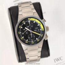 IWC Aquatimer Chronograph Titanium 42mm Black United States of America, New York, Airmont