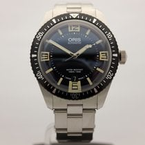 Oris Steel 40mm Automatic 01 733 7707 4064-07 8 20 18 new Canada, Montreal