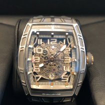 Cvstos Titanium 53.7mm Automatic Challenge pre-owned