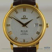 Omega Oro amarillo De Ville Prestige 36mm usados