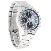 TAG Heuer Carrera Calibre 16 Steel 41mm Mother of pearl