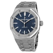 Audemars Piguet 15450ST.OO.1256ST.03 Zeljezo 2019 Royal Oak Selfwinding 37mm nov