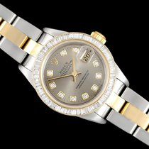 Rolex Lady-Datejust 6944SH 2000 pre-owned