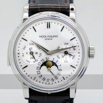 Patek Philippe Minute Repeater Perpetual Calendar Platinum 36mm White