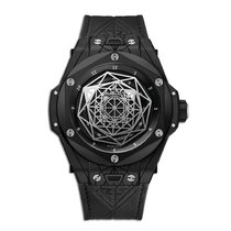 Hublot Big Bang Sang Bleu Ceramic 45mm Black United Kingdom, Bowness on Windermere