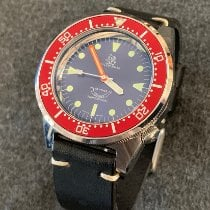 Squale Steel 41.7mm Automatic 1521-026-TGV pre-owned