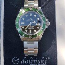 Rolex Submariner Date Stal Czarny Bez cyfr Polska, Wrocław