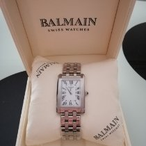 Balmain Steel 25mm Quartz 3201 pre-owned