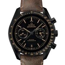 Omega Speedmaster Professional Moonwatch новые Механические Хронограф Часы с оригинальными документами и коробкой 311.92.44.51.01.006