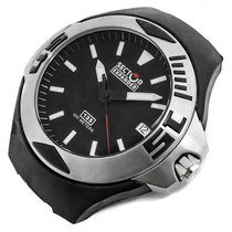 Sector Steel 43mm Quartz SECTOR EXPANDER 135 SWISS ETA MOVEMENT WR-100M DATE HERREN pre-owned