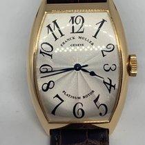 Franck Muller Cintrée Curvex 5850 SC 2001 pre-owned