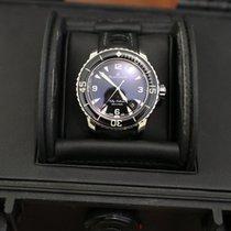 Blancpain 5015-1130-52 Acier 2011 Fifty Fathoms 45mm occasion