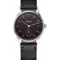 NOMOS Orion Steel 35mm Black