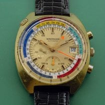 Wakmann Gold/Steel 42.6mm Automatic pre-owned