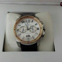 Cartier Calibre de Cartier Chronograph usados Acero