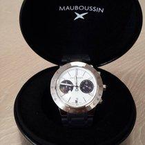 Mauboussin Ceramica 42mm Automatico 909-0656-W nuovo