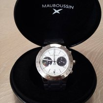 Mauboussin Ceramic 42mm Automatic 909-0656-W new
