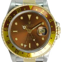 """Rolex GMT-Master II """"Root Beer"""" Two Tone 18kt YG/SS -..."""