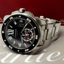 Cartier CALIBRE DE CARTIER W7100057 3729 AUTOMATIC BLACK DIVERS