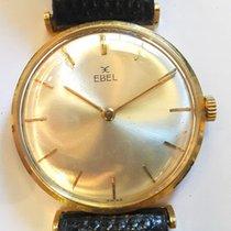 Ebel Sarı altın 34mm Elle kurmalı Classic ikinci el