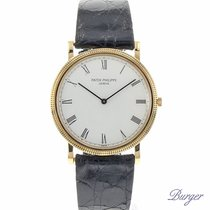 Patek Philippe Calatrava Ultra Thin Yellow Gold