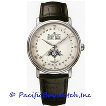 Blancpain Villeret Quantième Complet Steel 38mm White Roman numerals United States of America, California, Newport Beach