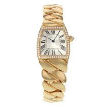 Cartier La Dona WE60086I 18K Pink Gold Ladies Watch(17418)