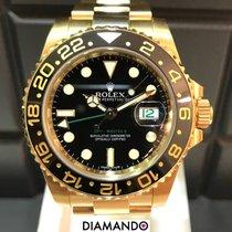 Rolex GMT-Master II Ref. 116718LN - 18kt Gelbgold - EU - Fullset