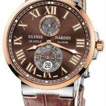 Ulysse Nardin Maxi Marine Chronometer steel / rose gold...