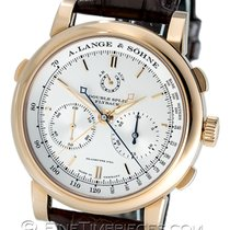 A. Lange & Söhne Red gold 43.2mm Manual winding 404.032 new