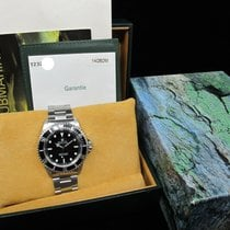 勞力士 (Rolex) SUBMARINER 14060M with Box and Paper