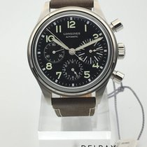Longines Avigation Big Eye Chronograph Unworn PRICE DROP