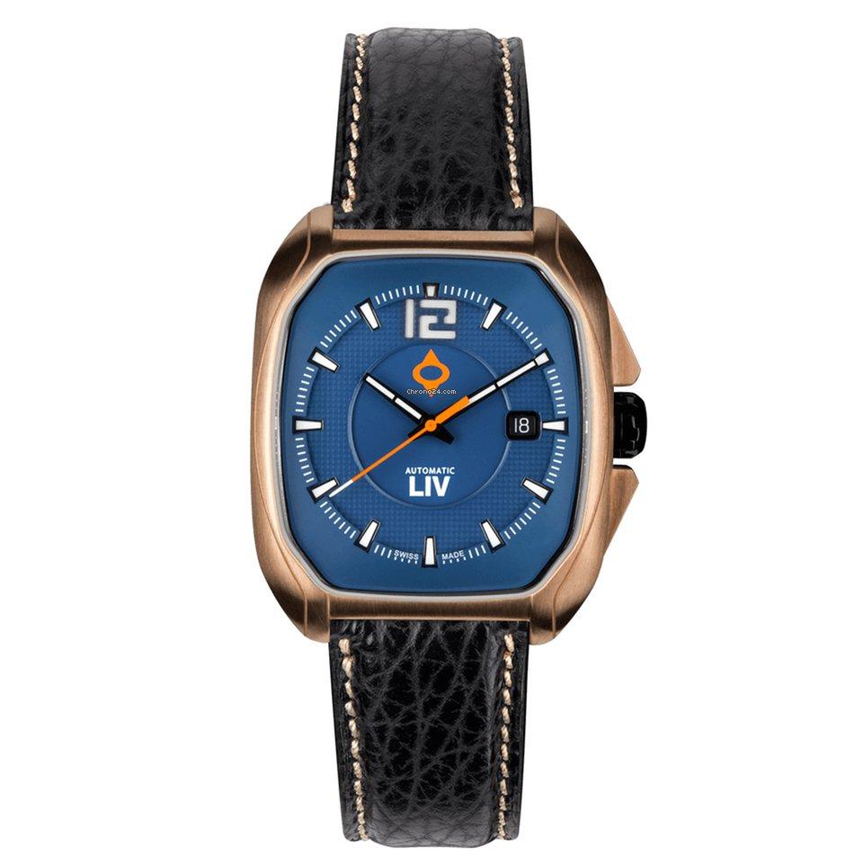 Hedendaags Liv Watches horloges - Alle prijzen voor Liv Watches horloges op IS-69
