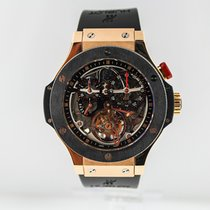 Hublot Bigger Bang Rose gold 44mm Transparent