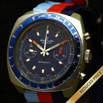 Breitling Vintage Sprint Valjoux 7733 Chronograph 2116