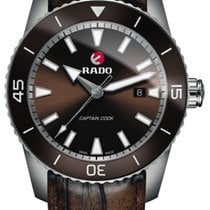 Rado new HyperChrome Captain Cook