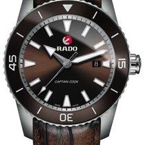 Rado HyperChrome Captain Cook new 2019 Watch with original box and original papers R32501305