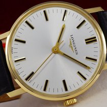 Longines Gold Watch 18K from 1974 Perfect