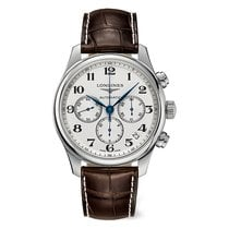 Longines Master Collection new Automatic Chronograph Watch with original box and original papers L26934785