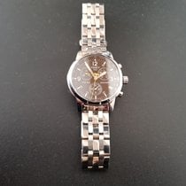 Tissot Chronograf 42mm Quartz 2012 použité PRC 200 Černá