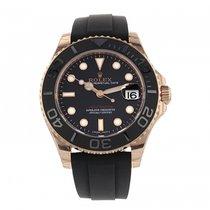 Rolex Yacht-Master 37 Rose gold 37mm Black Australia, SYDNEY