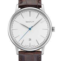 Gant 钢 42mm 石英 GT020002 全新