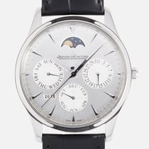 Jaeger-LeCoultre Steel Automatic Master Ultra Thin Perpetual pre-owned Malaysia, Kuala Lumpur