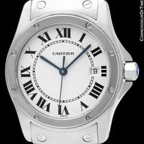 Cartier Santos (submodel) 6878 1990 pre-owned