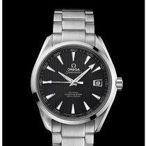 Omega 231.10.42.21.06.001 Stahl Seamaster Aqua Terra 41.5mm gebraucht