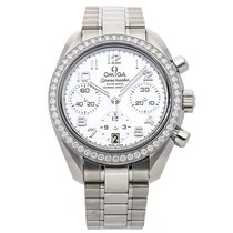 Omega Speedmaster Ladies Chronograph Steel 38mm Mother of pearl Arabic numerals United States of America, Pennsylvania, Bala Cynwyd