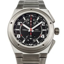 IWC Ingenieur AMG Titanium 42mm Black United States of America, Texas, Houston